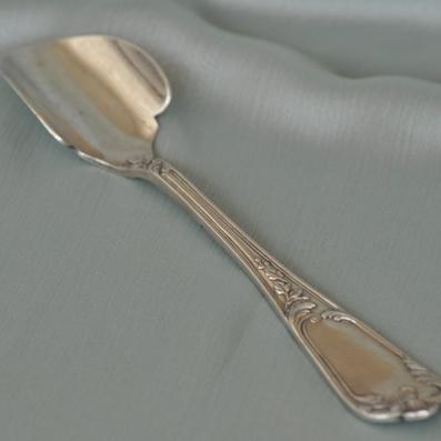 Stilton Spoon Silver Plate