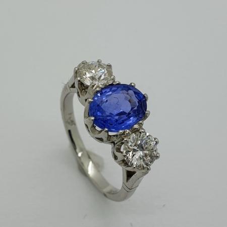 Platinum Sapphire Diamond Trilogy