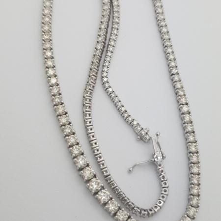 10ct Diamond Collar