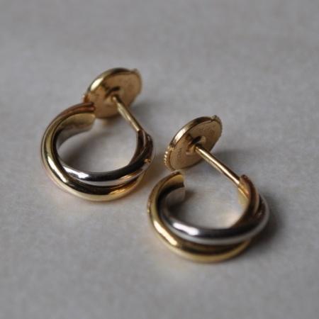 Cartier Twist Earrings