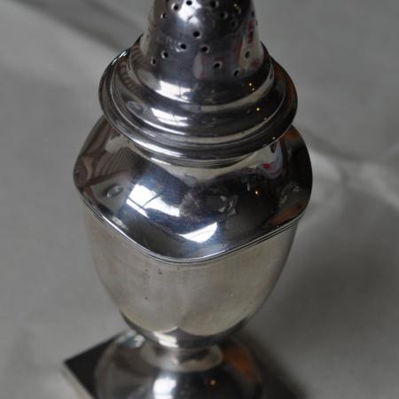 Silver Pepperette