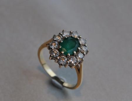 Emerald/Diamond Cluster