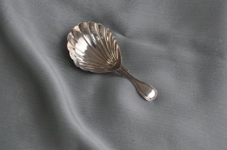 Silver Caddy Spoon