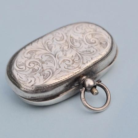 Birmingham Silver Sovereign Case
