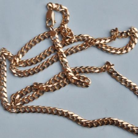 9ct Curb Chain