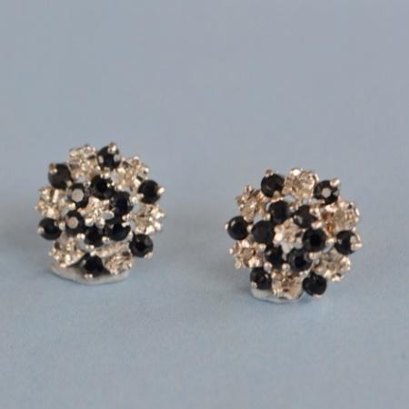 Sapphire Diamond Clusters