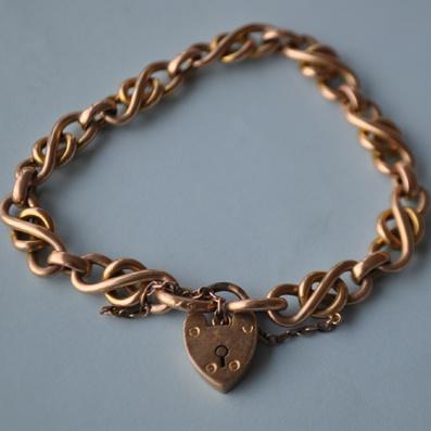 Bracelet in 15ct Rose Gold