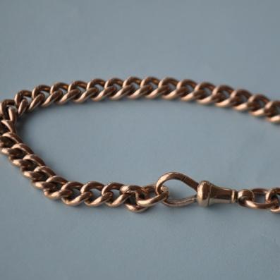 Classic 9ct Gold Bracelet