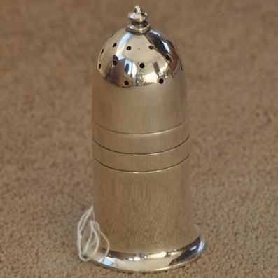Silver Plate Sugar Shaker